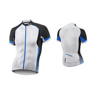 Giant Streak Men's Short Sleeve Jersey Blue/Black/White Medium