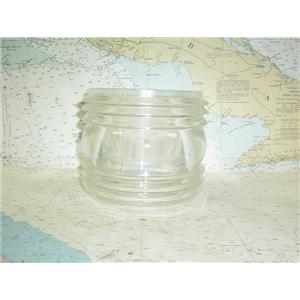 """Boaters' Resale Shop of Tx 1603 2442.12 NAV LIGHT 5"""" REPLACEMENT GLASS LENS"""