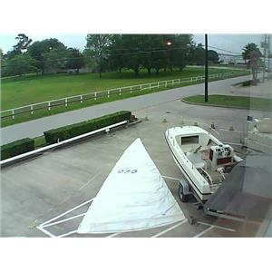 Hood Sails Mainsail w 34-3 luff from Boaters' Resale Shop of Tx 1603 0524.92
