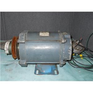 General Electric Motors 5K32NN41X A-C Explosion Proof Motor 1/3Hp 3phase 460V