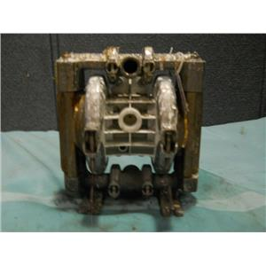 "WILDEN DOUBLE DIAPHRAGM PUMP 1/4"" INLET AND OUTLET"