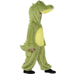 Smiffy's Crocodile Toddler Child Costume with Hood Size Small Ages 3-5