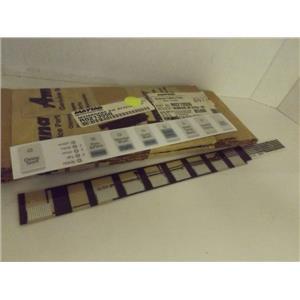 MAYTAG AMANA DISHWASHER R0213550 MEMBRANE SWITCH & FACIA (WHITE) NEW
