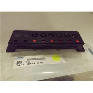 MAYTAG WHIRLPOOL DISHWASHER 99001855 CONTROL SWITCH (6 BUTTON) NEW