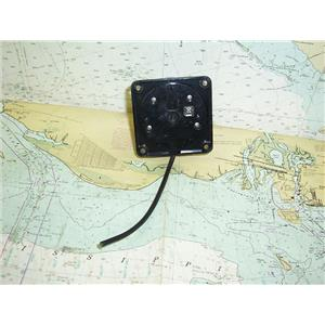 Boaters' Resale Shop of Tx 1412 1225.14 RAYMARINE HEADING SENSOR WITH CUT CABLE
