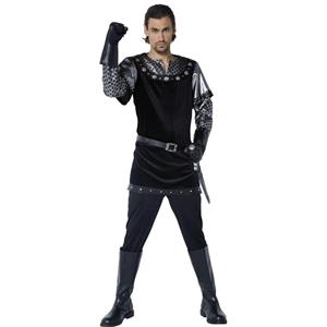 Tales of Old England Sheriff of Nottingham Deluxe Adult Medieval Knight Costume