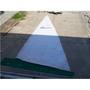 Hans Christian Mainsail w 46-1 Luff from Boaters' Resale Shop of Tx 1208 2024.91