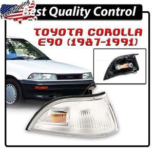 Replacement Right Corner Signal Lamp Light Suits Corolla 87-91 Sedan AE90 E90