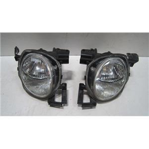 JDM fits Toyota Lexus Soarer SC300 JZZ30 OEM Inner Glasses Head Lamp Light Pair