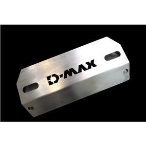 Aluminium Front Sump Guard / Bash Plate New Isuzu Dmax 2012 onwards D-max 4mm