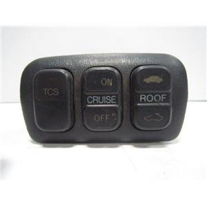 JDM Fit Honda Prelude BB1 BB4 92-96 TCS Sun Roof Switch Cruise Switches