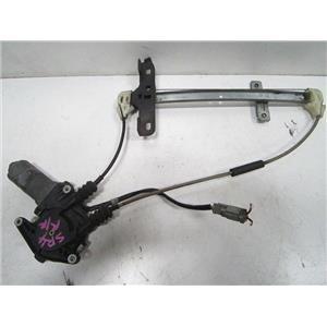 Jdm Honda Civic EG9 SR4 4~Door Rear Right OEM RHS Power Window Regulator Control
