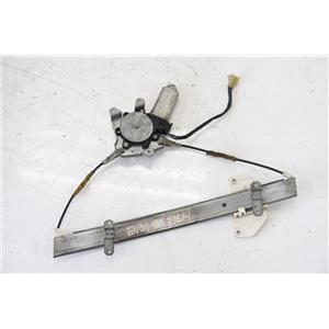 Jdm Mitsubishi Evo 1 2 3 Genuine Front LHS Power Window Motor Regulator 92-95