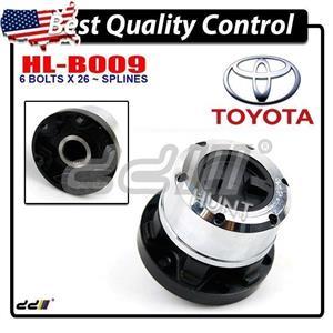 1~Pcs Toyota 4x4 Tacoma 95-01 4 Runner Pickup T100 Manual Hub Wheeling Out Lock