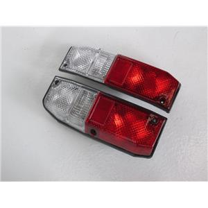 NEW~ TOYOTA LAND CRUISER 70 75 78 SERIES 2-DOOR 81-02 TAIL REAR LAMP LIGHT 1~Pai