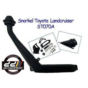 ST070A Snorkel for Toyota Land Cruiser 71 73 75 78 Series Narrow Front 1985-2007