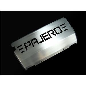 Pajero Montero Shogun Front Aluminium Protect Sump Guard / Bash Plate 1982-1990