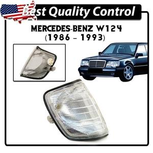 Mercedes-Benz W124 86-93 Replacement Front Right  White Corner Signal lamp Light