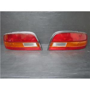 jdm fits NISSAN BLUEBIRD ULTIMA U13 SSS sedan OEM Rear Tail Lamp Light 93-95