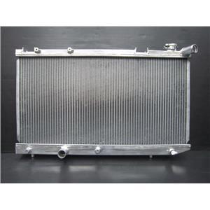 DD ALUMINUM RADIATOR for COROLLA SPRINTER LEVIN  AE100 AE101 SUPERCHARGE 4AGZE