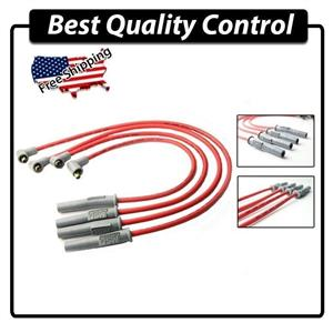 Msd Factory Ignition Spark Plug Cable 8.5mm Wire ~ 1997-2001 Honda Crv B20b 2.0L