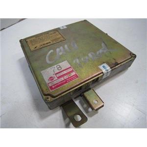 jdm fits NISSAN SILVIA S13 180SX CA18DET 78 ECU Engine Computer Manual ECM MINES