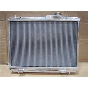 Suzuki Swift DD Aluminum Radiator Auto/Man 2005-10 40mm thick 2 ROW FREE POS