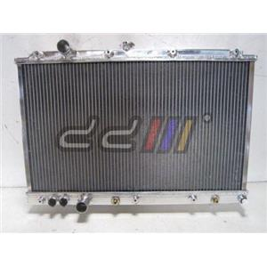 DD Racing Alloy Radiator Fit Mitsubishi Lancer Mirage CK4A CM5A 4G92 4G93 Engine