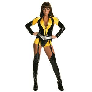 Secret Wishes Watchmen Deluxe Silk Spectre Sexy Women's Costume Size Large