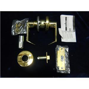 SCHLAGE PASSAGE LOCK D103 RH0 605