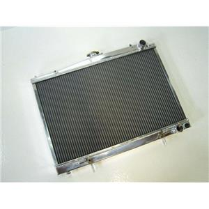 DD 40mm Coolant Radiator FOR SKYLINE R33 R34 GTST GTT RB25DET