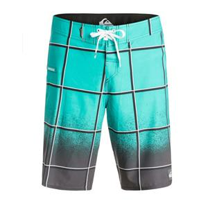 """Quiksilver Men's Electric Stretch 21"""" Boardshorts Green 32"""
