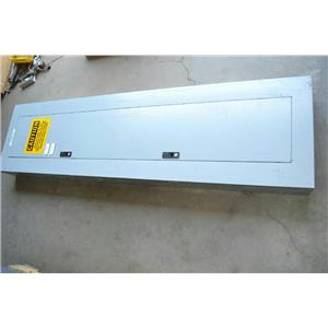 GE Series A Lighting Panel w/ CR160MC3102A Breaker, AEF3121LTSX AEF3181MBSX AXB4