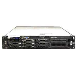 DELL PowerEdge 2950 2U RackMount 64-bit Server + 2xQuad-Core E5450 Xeon 3.0GHz CPUs + 48GB PC2-5300F