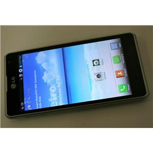 """LG Spirit 4G LTE MS870 Grey MetroPCS Clean ESN/IMEI SmartPhone 4.5"""" LCD Android"""