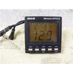 Boaters' Resale Shop of Tx 1605 1721.05 B&G NETWORK SPEED DISPLAY ONLY