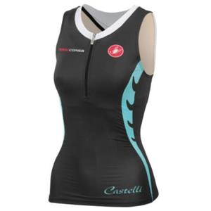 Castelli Body Paint Tri Singlet - Women's Small