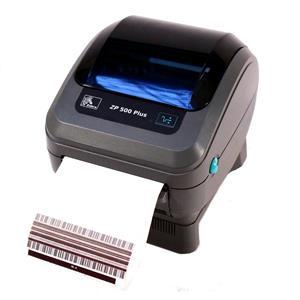 Zebra ZP500 Plus ZP500-0103-0017 Direct Thermal Barcode Label Printer USB/Peeler