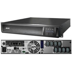 APC SMX1500RMi2UNC Smart-UPS LCD 1500VA 1200W 230V XL-2U,Network Card AP9631 NOB