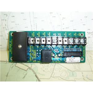 Boaters' Resale Shop of TX 1606 2472.04 XANTREX 70-0301-00 MONITOR TERMINAL PCB