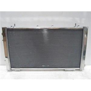 DD Coolant Aluminium Radiator Subaru Impreza Wrx STi GC8 GF8 EJ20 Turbo 92-00