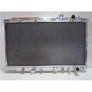 DD Aluminum 40mm Racing Radiator Honda Integra Acura DC2 B18 GSR RS LS 94-01