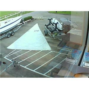 Percoco RF Jib w Luff 37-4 Foot 17-3 Boaters' Resale Shop of TX 1606 2457.91