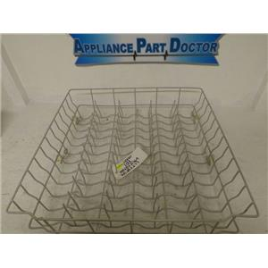 GENERAL ELECTRIC DISHWASHER WD28X10369 WD28X277 UPPER RACK USED