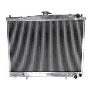 For Skyline R34 99-02 GT-R Aluminium Radiator 2 Row BNR34 2.6L RB26DETT