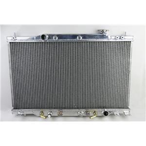 FOR Honda Stream Aluminium Radiator 26mm Alloy RN3 RN4 RN5 01-06 2.0L K20A I4