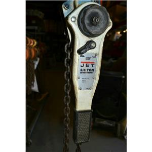 Jet JLP-75A Lever Chain Hoist With 10' Chain