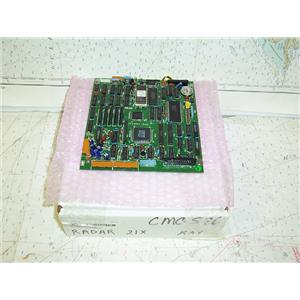 Boaters' Resale Shop of TX 1607 5121.22 RAYTHEON CMC-576 21X MAIN PROCESSOR PCB