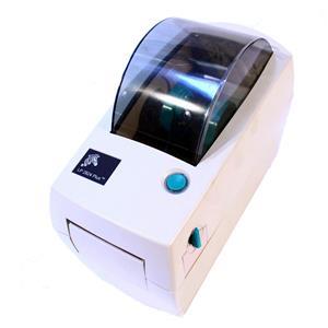 Zebra LP 2824 Plus 282P-201110-000 Direct Thermal Barcode Printer USB Serial
