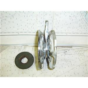 "Boaters' Resale Shop of TX 1410 2041.04 ANTARES WINDLASS 3/8"" CHAIN GYPSY ONLY"